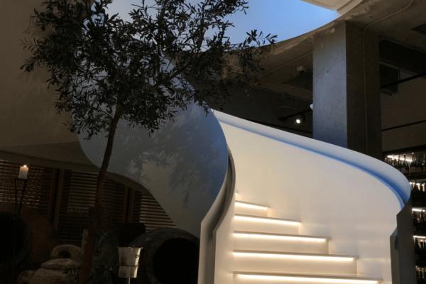 Custom Circular Stairs